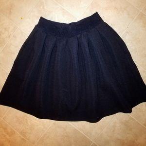 Lauren Conrad mini flare skirt
